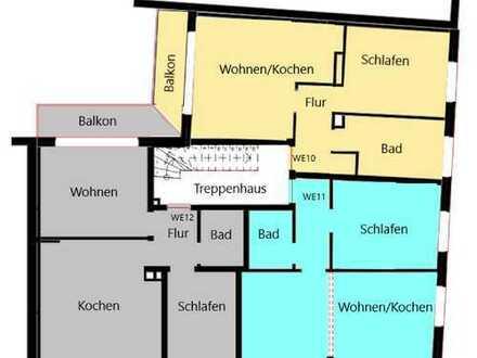 neu erstellte/sanierte Wohnungen in zentraler Lage von Münster zu vermieten!