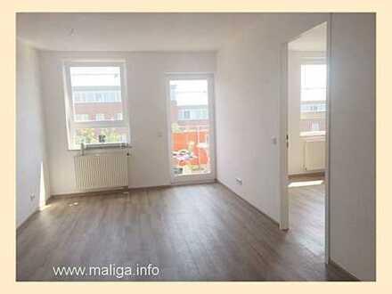 :-) Sonnige 2-Raum-Whg. mit Süd-BALKON in ruhiger, gepflegter Wohnlage/Lift/Tiefgarage/ab 1.2.20**