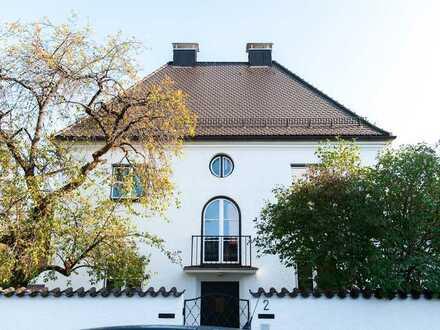 *Villa in München-Harlaching*