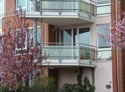 Nähe Bürgerpark, moderne 2-Zi-ETW, Balkon, Stellplatz