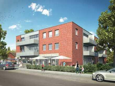 Erstbezug mit Balkon: stilvolle, barrierefreie und altengerechte 3-Zimmer-Wohnung in Münster