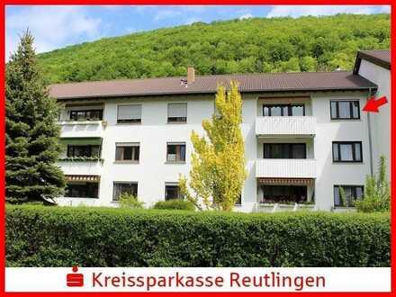 Grundsolide Eigentumswohnung in beliebter Wohnlage