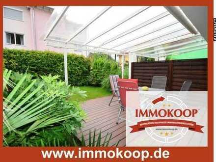 Wunderschönes, großzügiges Reihenmittelhaus mit einem tollem Garten in familienfreundlicher Wohnlage