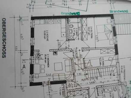 Ansprechende 3-Zimmer-Wohnung mit Einbauküche in Petersaurach