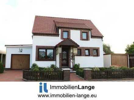 Bardenfleth: Einfamilienhaus mit Wiesenblick!