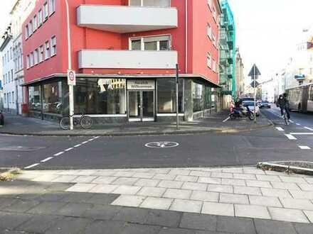 Bornheimer Straße Eckladengeschäft, auch als Bürofläche geeignet
