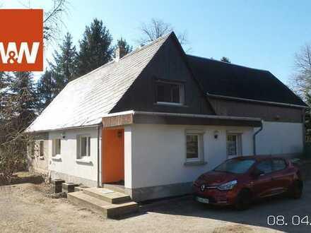 Wohnhaus mit Potenzial an schönem Standort in Leutersdorf