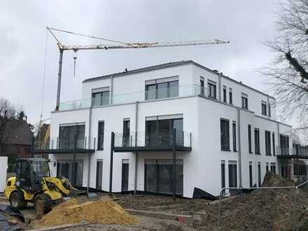 TOP barrierefreie Neubau Penthouse-Mietwohnung im freistehenden 8 Familienhaus
