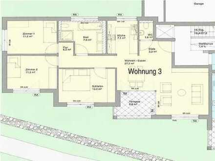 Süßen 4 1/2 Zi.Whg. 2014 Neubau, Aufzug, ruhig+zentral.