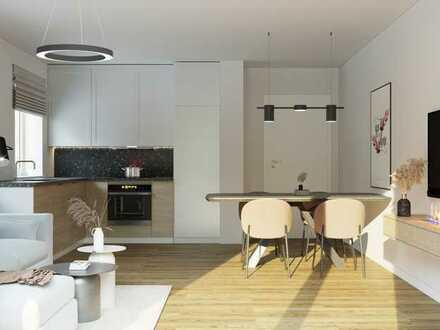WE5 | WE25 | Neubau! Lichtdurchflutete 3-Zimmer-Wohnung mit schönem Balkon in Beratzhausen!