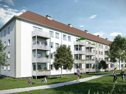 Ruhig und grün gelegen! Große 3-Zimmer-Wohnung auf ca. 102 m² Wohnfläche in Büdingen