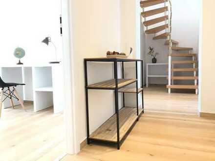 Traumhafte Maisonette 4-Raum-Wohnung mit 2 Bädern + 2 Balkons in Chemnitz zu verkaufen!