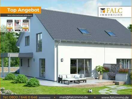 Alle kann, nichts muss! Das Grundstück für ihr Glück - FALC Immobilien Heilbronn.