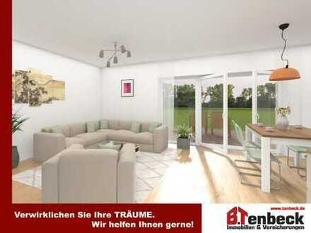 +++(4) Terrasse und Garten - Aufzug - Neubau! Eigentumswohnung im Erdgeschoss in Isselburg!+++