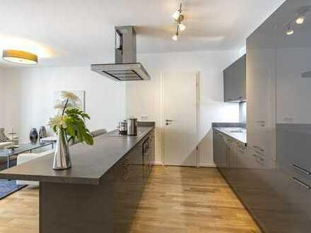 Familienfreundliche 3,5-Raumwohnung mit 2 Bädern I EBK I Fußbodenheizung