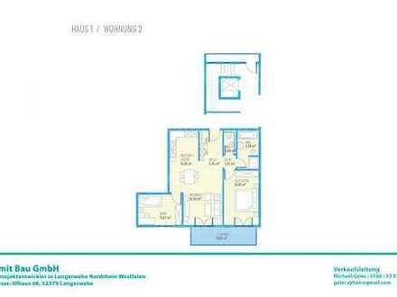 Drei Zimmer EG-Wohnung H1W2