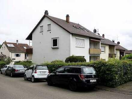 Erstbezug nach Sanierung mit 2 Balkonen: Schöne 3-Zimmer-Wohnung in Stuttgart