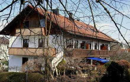 EBERSBERG - Großzügige Maisonette mit Gartenanteil für Kapitalanleger - Solide vermietet