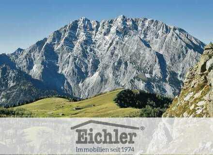 EICHLER IMMOBILIEN: Bayerisches Alpenland - Bestens bewirtschaftetes Berghotel