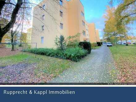 Gemütiche 3-Zimmer-Eigentumswohnung mit Balkon in Nürnberg/Langwasser
