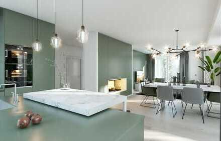 Grün & Großzügig: Eleganz im Erdgeschoss! 3-Zi-Garten-Whg mit Sonnenterrasse