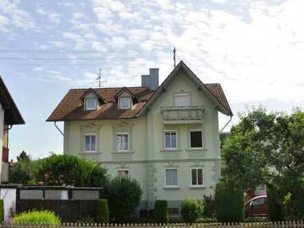 Vermietetes Dreifamilienhaus in Dietmannsried