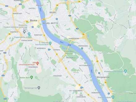 Exklusives Gewerbegrundstück für Neubebauung in Godesberg-Nord