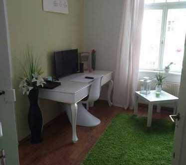 Möbliertes Luxus WG -DOPPELzimmer in Berufstätigen-WG in Jugendstilvilla. Also 2 Zimmer für einen Be