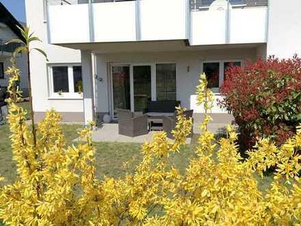 Sonnige 4 Zi. Gartenwohnung mit perfekter Anbindung (Barrierefrei)