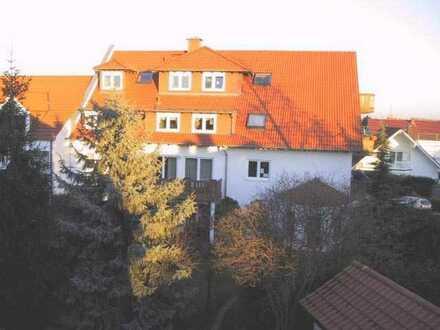 Großzügige, helle Dachstudiowohnung mit Panoramablick