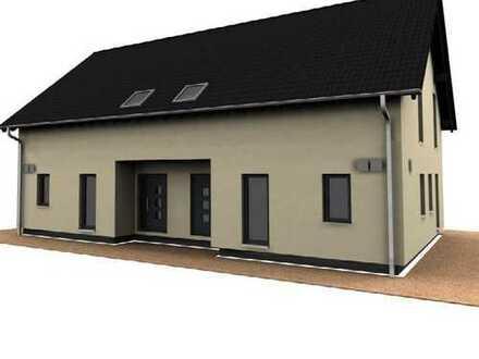 Geteilte Kosten oder Einkünfte aus Miete? Doppelhaus inkl. Grundstück