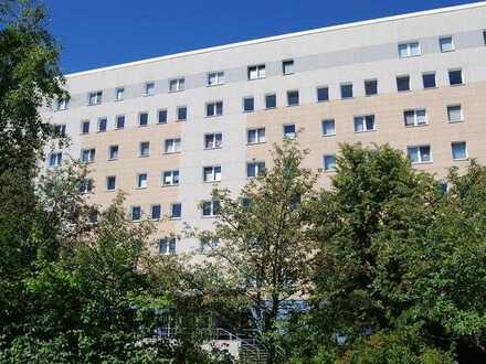 Preiswerte Singlewohnung mit großem Balkon in UNI-Nähe