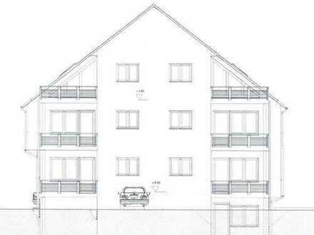 Lingenfeld, Neubau, 4,5 ZKB, sep. WC, großer Süd-West-Balkon, Bodenheiz., 3-fach Scheiben usw.