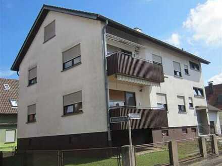 Gepflegtes 3-Familienhaus in ruhiger Lage von Elchesheim-Illingen