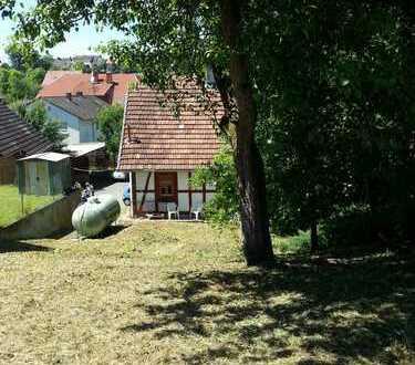 ***Schönes Einfamilienhaus mit Nebengebäude im Kreis Gelnhausen mit derzeit 5% Rendite***