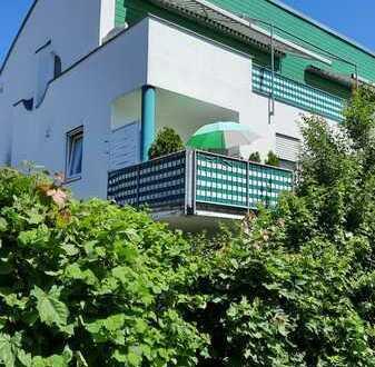Schöne, sonnige 2-Zimmer-Wohnung mit Balkon in Kaufbeuren von privat