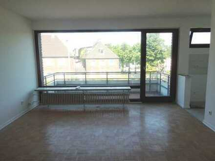 Smarter Wohnen: helle 1-Zimmer-Wohnung mit Balkon in Krefeld-Inrath!