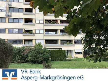 Verleihen Sie der Wohnung neuen Glanz! 3-Zimmer-Wohnung in Tamm-Hohenstange