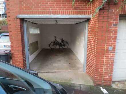 Garage im Zentrum von Münster