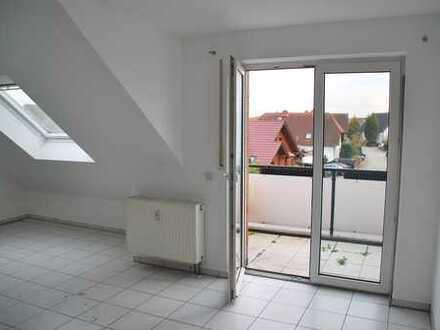 Sehr schöne DG - Wohnung über 2 Etagen mit 2 Bädern