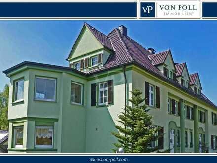 Traumhafte Wohnung in herrschaftlicher Villa!