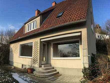 Haus mit Ausblick an Südhang in Tecklenburg (Kreis Steinfurt)