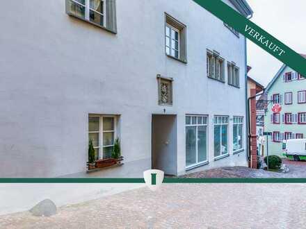 Attraktive Kapitalanlage: 2-Zimmer-Wohnung im Herzen der Engener Altstadt