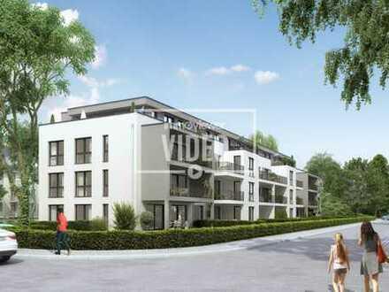 Neubau von 22 hochwertigen Eigentumswohnungen mit Tiefgarage