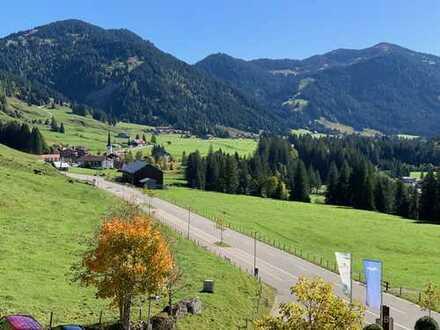 Natur pur - Erholung in Balderschwang