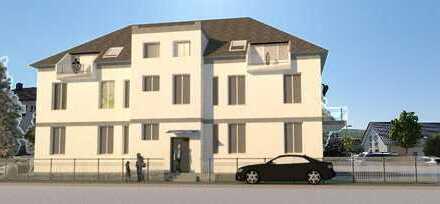 Exklusiver Neubau, Erdgeschosswohnung, Wohnung 1 von 4, barrierefreier Zugang
