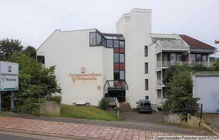 Möblierte Appartements in der Kurstadt Bad Bergzabern - Ferienwohnung