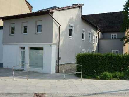 Brück Immobilien - Wohn- und Geschäftshaus - Zentrumsnähe - teilweise vermietet