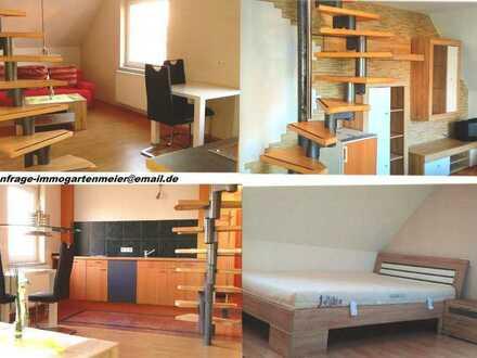 Achtung Pendler !!Top modernes- komplett moebliertes 2 Zimmer Apartment / Neresheim-Elchingen!!