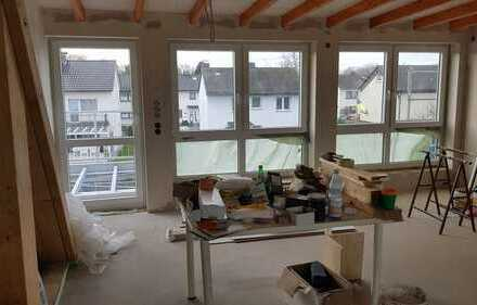 Erstbezug: ansprechende 5-Zimmer-Dachgeschosswohnung mit Balkon in Kamen